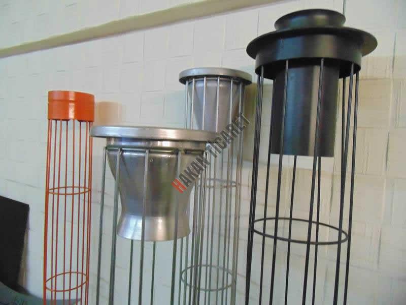çimento silo filtre kafes teli